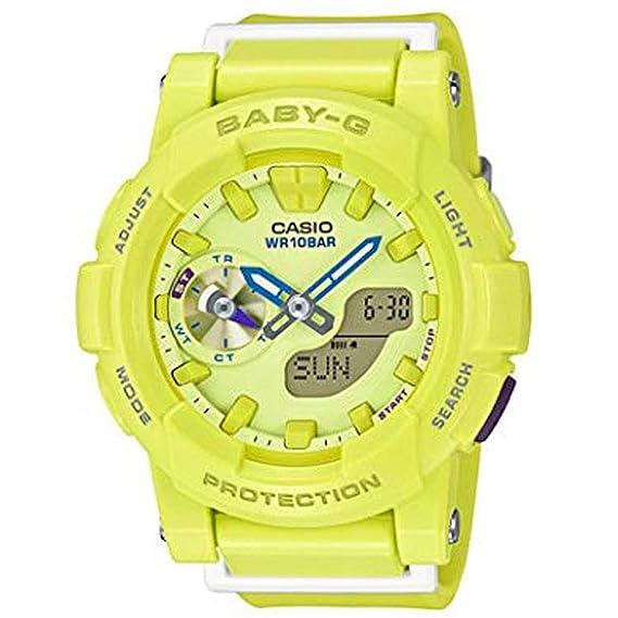 Casio Damas Baby-G Cuarzo: Batería JAPAN Reloj (Modelo de ...