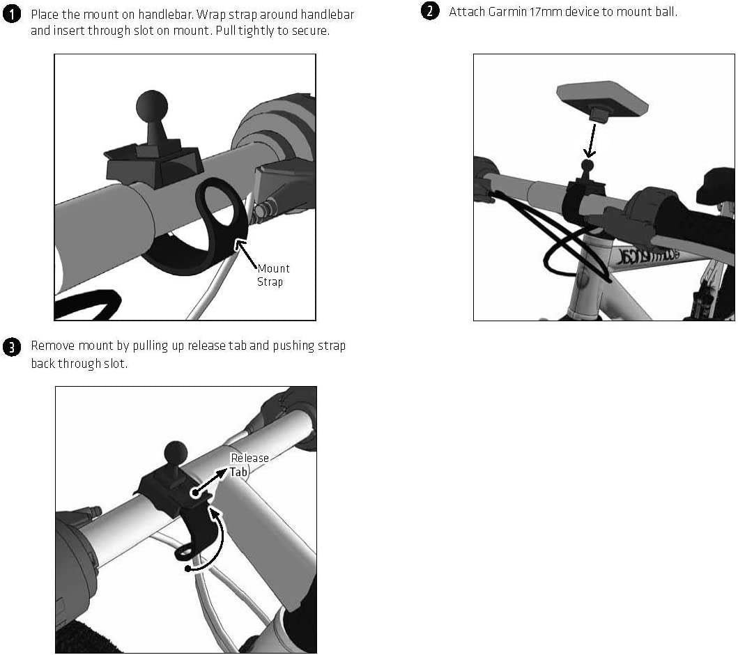 gaixample.org Electronics & Photo Mounts ARKON Bike or Motorcycle ...