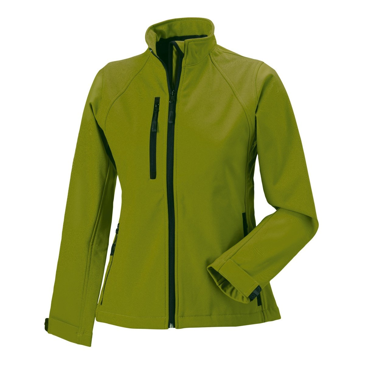 Cactus L Jerzees Colours Ladies Water Resistant & Windproof Soft Shell Jacket