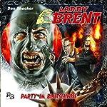 Party im Blutschloss (Larry Brent 4) | Simeon Hrissomallis