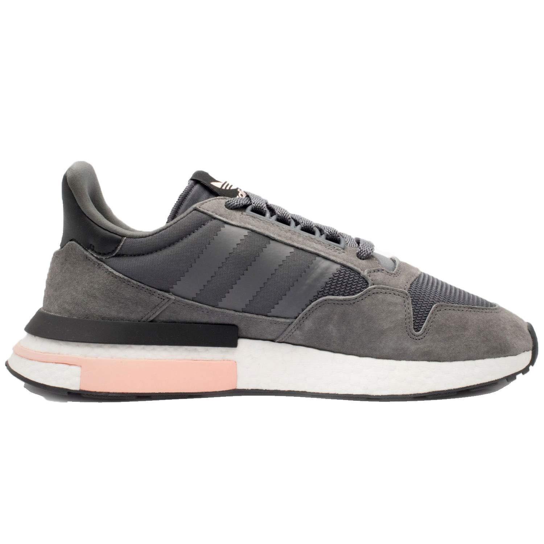 Buy Adidas Men's Zx 500 Rm GreyCloud WhiteClear Orange