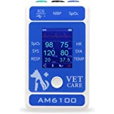 Veterinary Monitor for Pet, Monitoring 6 Parameter for Animal (include Dogs and Cats) as Clinical Equipment