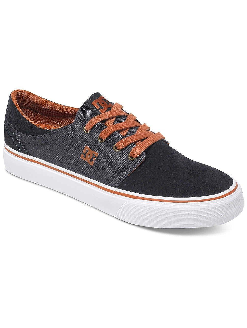 best website d63f2 8b5ad DC scarpe - Trase SD, scarpe da ginnastica ginnastica ginnastica Uomo  B012FBXM6A 37 EU blu bianca Marronee   attività di esportazione in linea    Area di ...