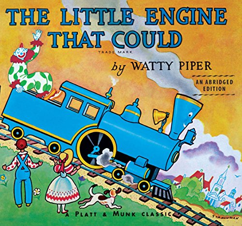 The Little Engine That Could: An Abridged Edition (I Can I Train Think Book)