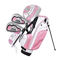 Ray Cook Golf- Manta Ray 6 Piece Girls Junior Set with Bag (Ages 6-8)