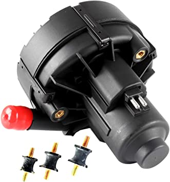 Secondary Air Smog Pump Fits for 2008-15 Mercedes Smart Fortwo 1.0L A0001406385