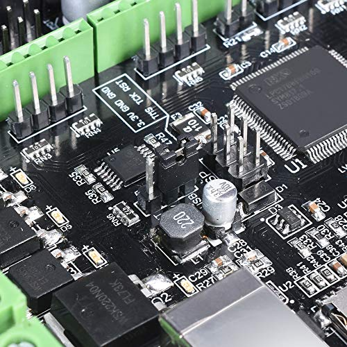 BIQU 3D Printer Part SKR V1.1 32-Bit with ARM CPUControl Board Open Source SmoothieboardSupport TMC2130 TMC2208 Driver 12864 LCD by BIQU (Image #7)
