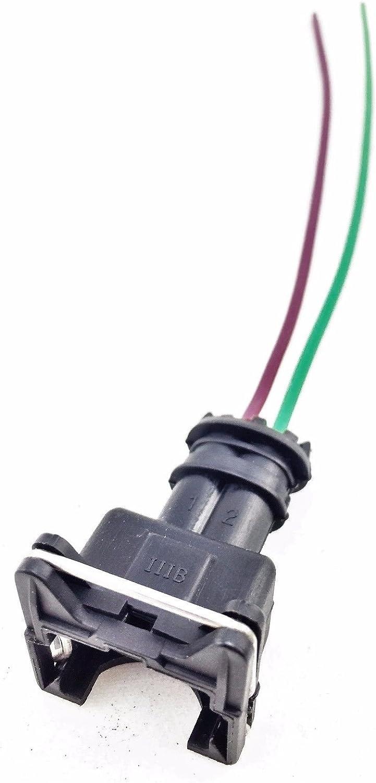 3857650 Volvo Penta OMC fuel pump wire harness pig tail plug clip 3858261