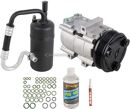 Amazon Com Ac Compressor A C Repair Kit For Ford Escape Mazda