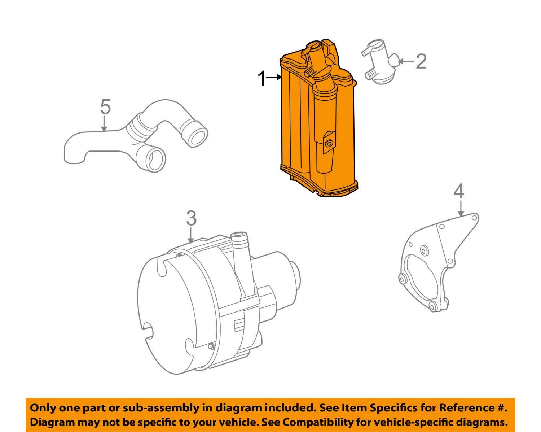 Mercedes Benz 221 470 06 59 Vapor Canister Automotive Audi Amb Engine Diagrams