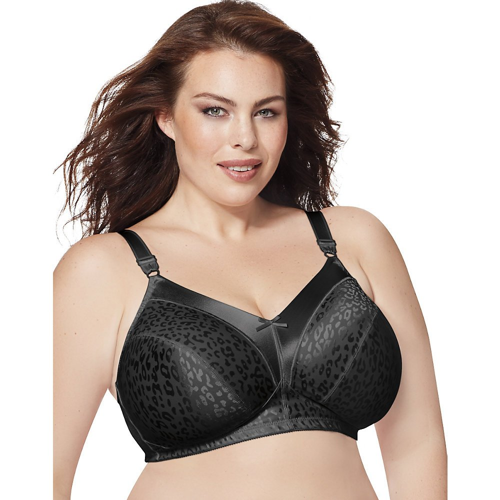 Just My Size Women's Satin Stretch Wire-Free Bra Just My Size - Bras 1960