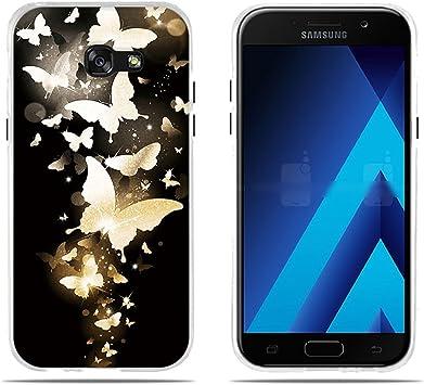 FUBAODA, Fundas para Samsung Galaxy A5 2017/A520F Carcasas ...