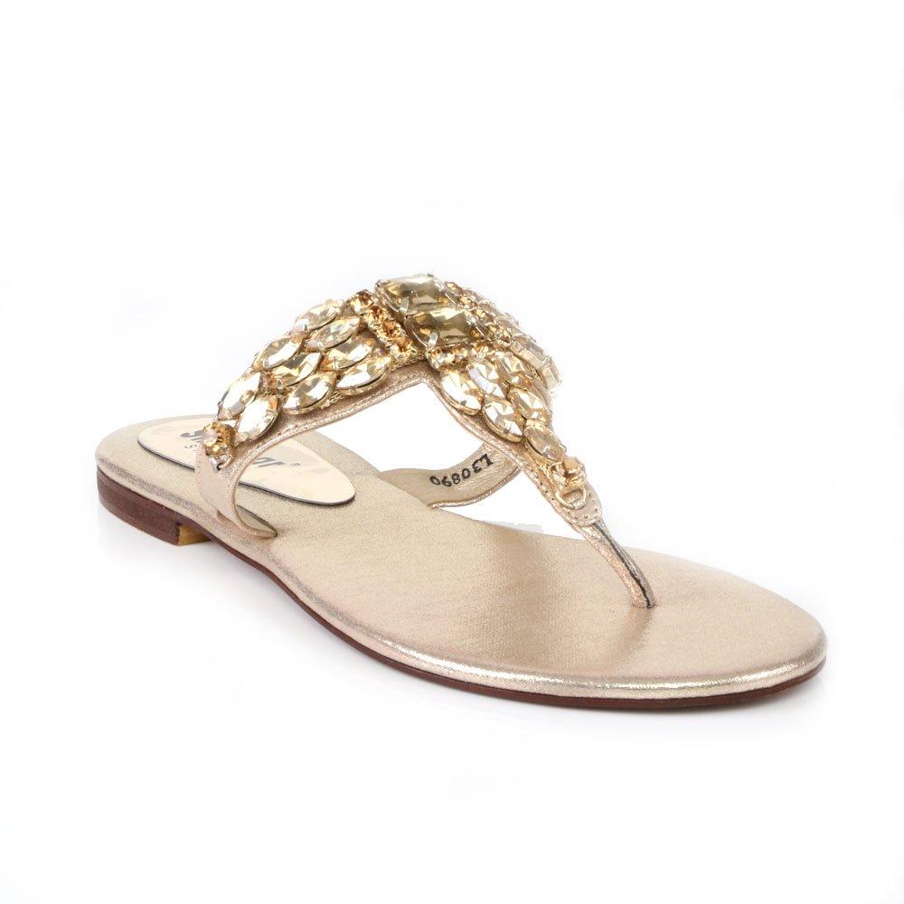 Shalimar Shoes , , Doré Sandales Plateforme Sandales Femme Doré 77d68da - automatisms.space