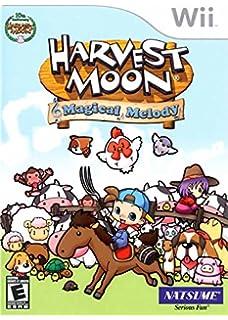 Amazon com: Harvest Moon: Animal Parade - Nintendo Wii