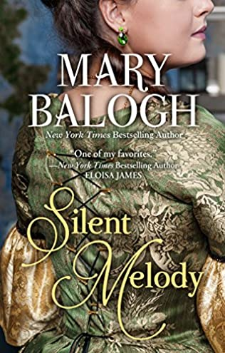 book cover of Silent Melody