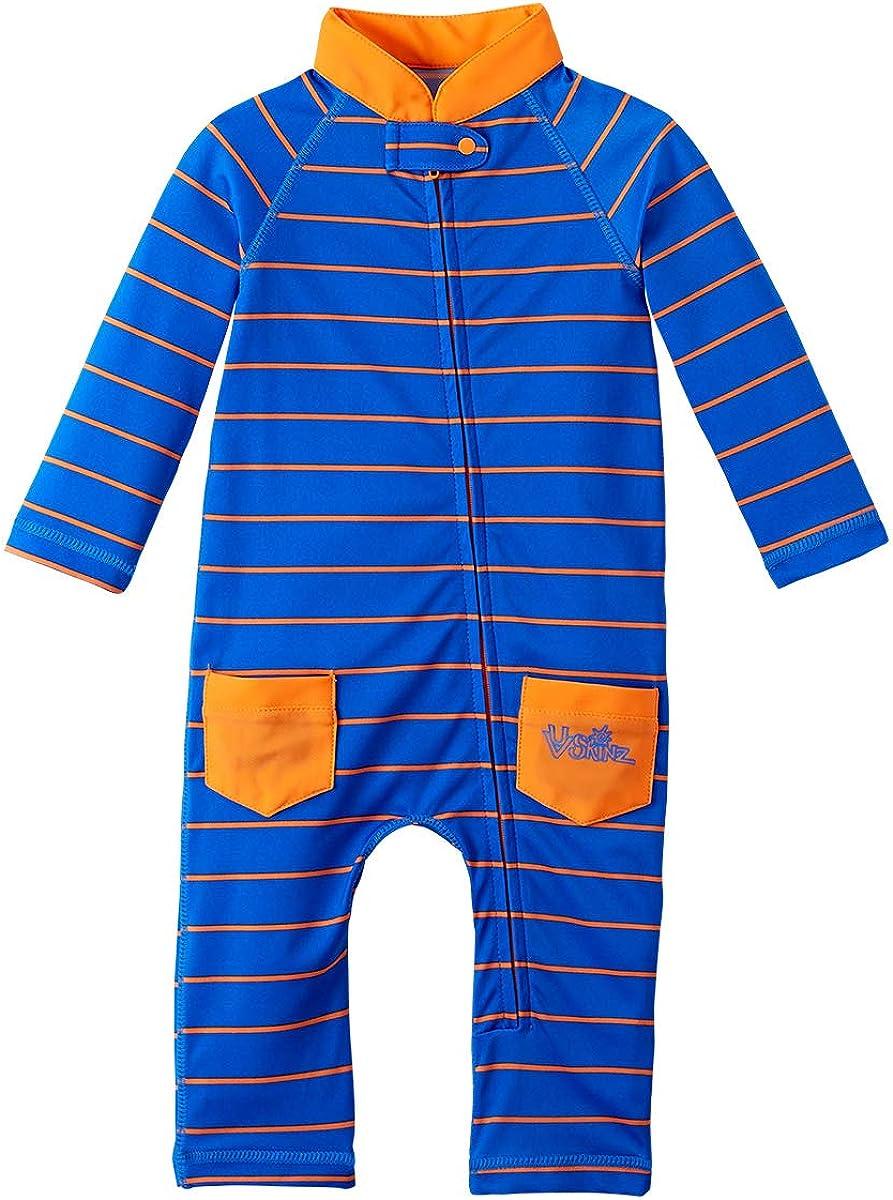 UV SKINZ UPF 50 Baby Boys Sun /& Swim Suit