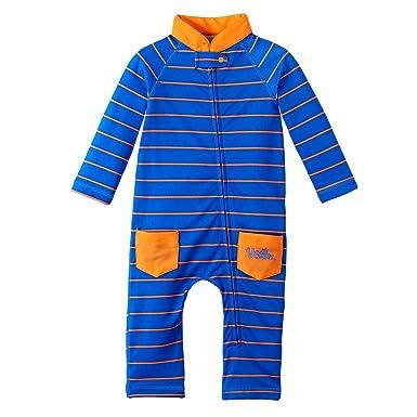 d26e668ad7 Amazon.com: UV Skinz Baby Boys' UPF 50+ Body Sun/Swim Suit - Kids ...