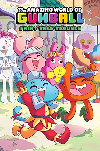 The Amazing World of Gumball Vol. 1: Fairy Tale -