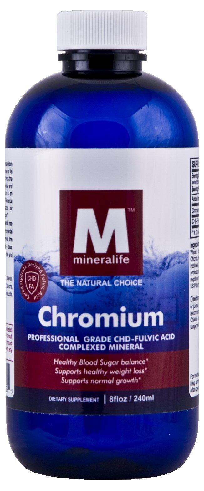 Liquid Ionic Chromium (8 oz – 96 Day Supply)