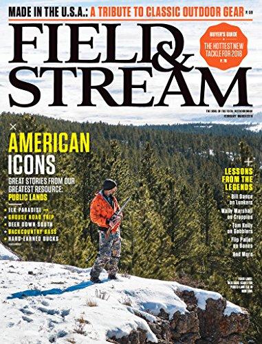 Fishing Magazine - 1