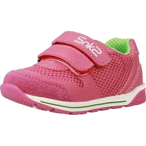 Zapatillas para niña, Color Rosa, Marca CHICCO, Modelo Zapatillas para Niña CHICCO Gonzalo Rosa: Amazon.es: Zapatos y complementos