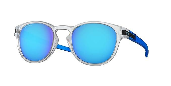 2390683e90 Oakley - anteojos de sol ovaladas para hombre, sin polarizar, 52,6 ...