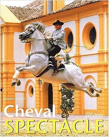 Livre Le Cheval spectacle pdf