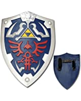 Full Size Link Hylian Zelda Shield with Grip & Handle
