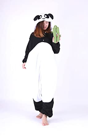 Kungfu Panda Best Quality Unisex Fleece Adult Animal Onesies,Cute Cosplay Costume Onesies Pyjamas Pijamas