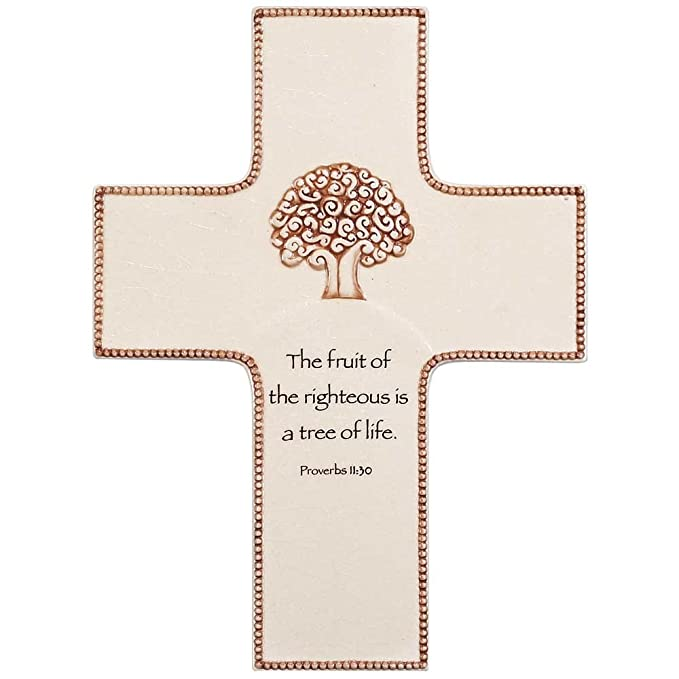 Amazon Fruit Of The Righteous Tree Of Life 12 Inch Dolomite