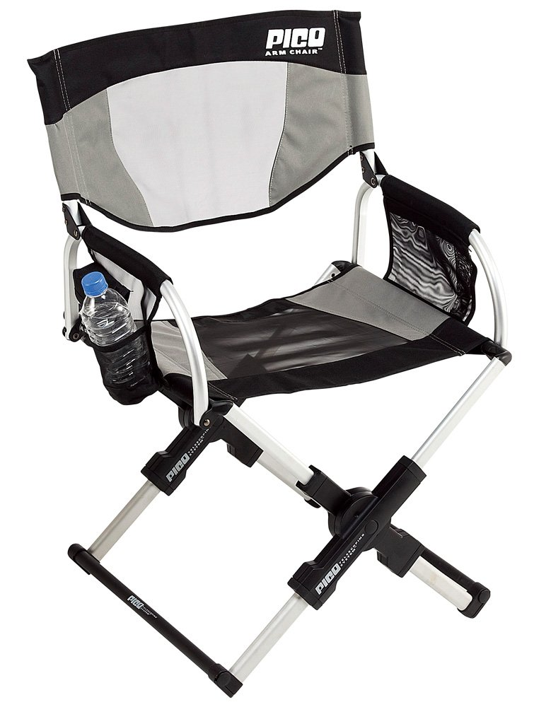 Superb Amazon.com : GCI Outdoor Pico Arm Chair, Navy : Camping Chairs : Sports U0026  Outdoors