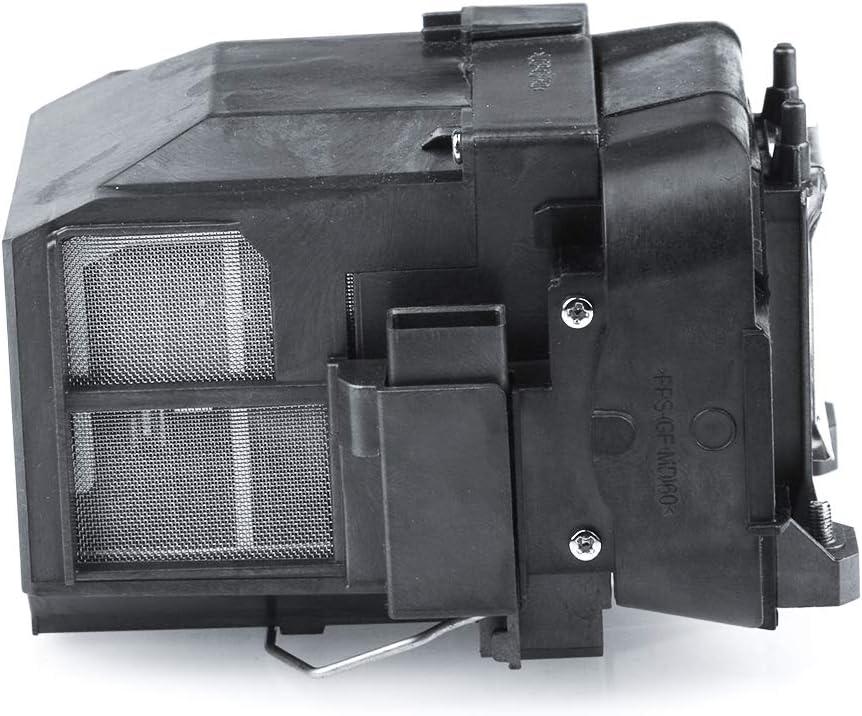 Lanwande Lamps ELPLP77 Series Replacement Lamp Module Fit for EB-1970W 1975W 1980WU 1985WU 4550 4650 4750W E4770W 4850WU 4855WU 4950WU 4955WU PowerLite 1975W 1980WU 1985WU 4750W 4770W 4855WU G5910