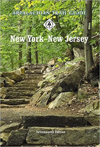 Appalachian Trail Guide To New York New Jersey Daniel D Chazin
