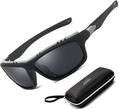 Perfectmiaoxuan Gafas de sol polarizadas para hombre mujer/Golf de pesca fresco Ciclismo El golf Conducción Pescar Alpinismo Deportes al aire libre Gafas de sol: Amazon.es: Deportes y aire libre