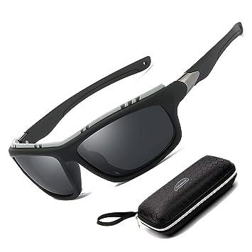 Perfectmiaoxuan Gafas de Sol polarizadas para Hombre Mujer/Golf de Pesca Fresco Ciclismo El Golf Conducción Pescar Alpinismo Deportes al Aire Libre Gafas de ...