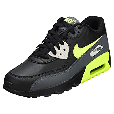 on sale 99f9b 176d1 Nike Air Max 90 LTR (GS), Chaussures de Fitness Homme, Multicolore (