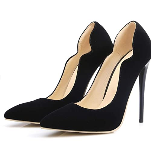 Image Unavailable. Image not available for. Color  Sexy Pointed Toe Women Pumps  Platform ...