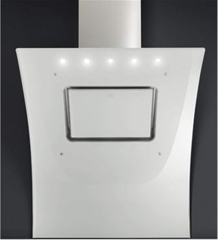 Galvamet OPERA/EEK A/con protección de pared/90 cm/función 24h confort * / sin cabeza campana extractora/vidrio/ECO LED, Blanco: Amazon.es: Bricolaje y herramientas