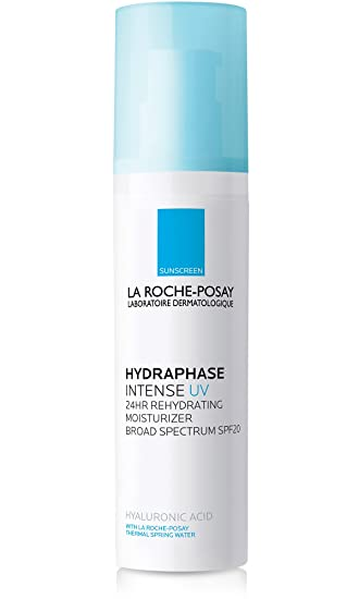 La-Roche Posay Hydraphase Intense Riche 1.69 fl oz / 50 ml Age Correction Serum Vital Yonka 1.01 oz Serum Unisex