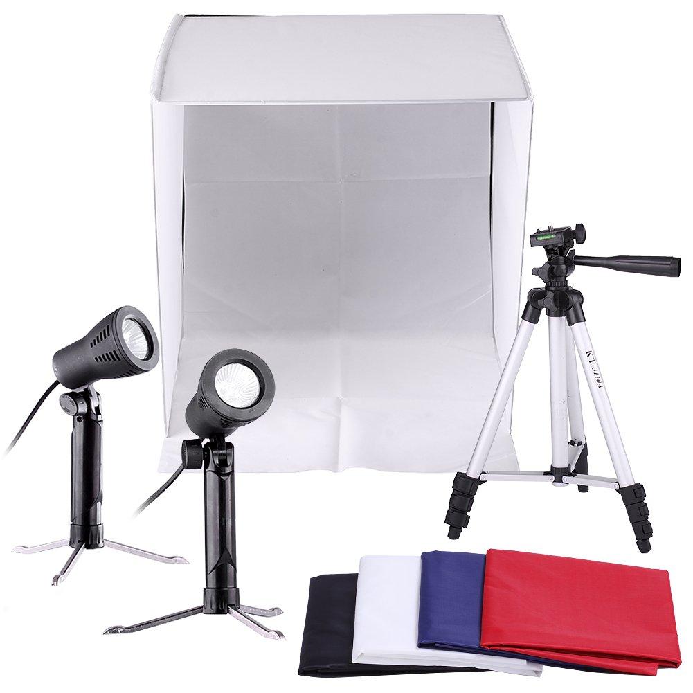Neewer® Table Top Square Photography Studio Tent Lighting Kit 10084778@@##1