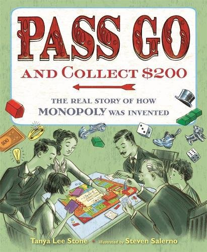 Read Online Pass Go and Collect $200: The Real Story of How Monopoly Was Invented ebook