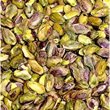 Pistachios - Bulk Raw Shelled Pistachios 25 Lb Value Box - Freshest And Highest Quality Nuts From US Based Farmer Market - Quality nuts for homes, restaurants, and bakeries. (25 LBS)