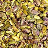 Pistachios - Bulk Raw Shelled Pistachios 10 Lb Value Box - Freshest And Highest Quality Nuts From US Based Farmer Market - Quality nuts for homes, restaurants, and bakeries. (10 LBS)
