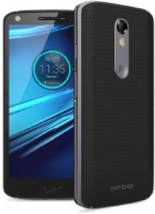 Motorola Droid Turbo 2, XT1585 32GB Black, Unlocked (Verizon Wireless