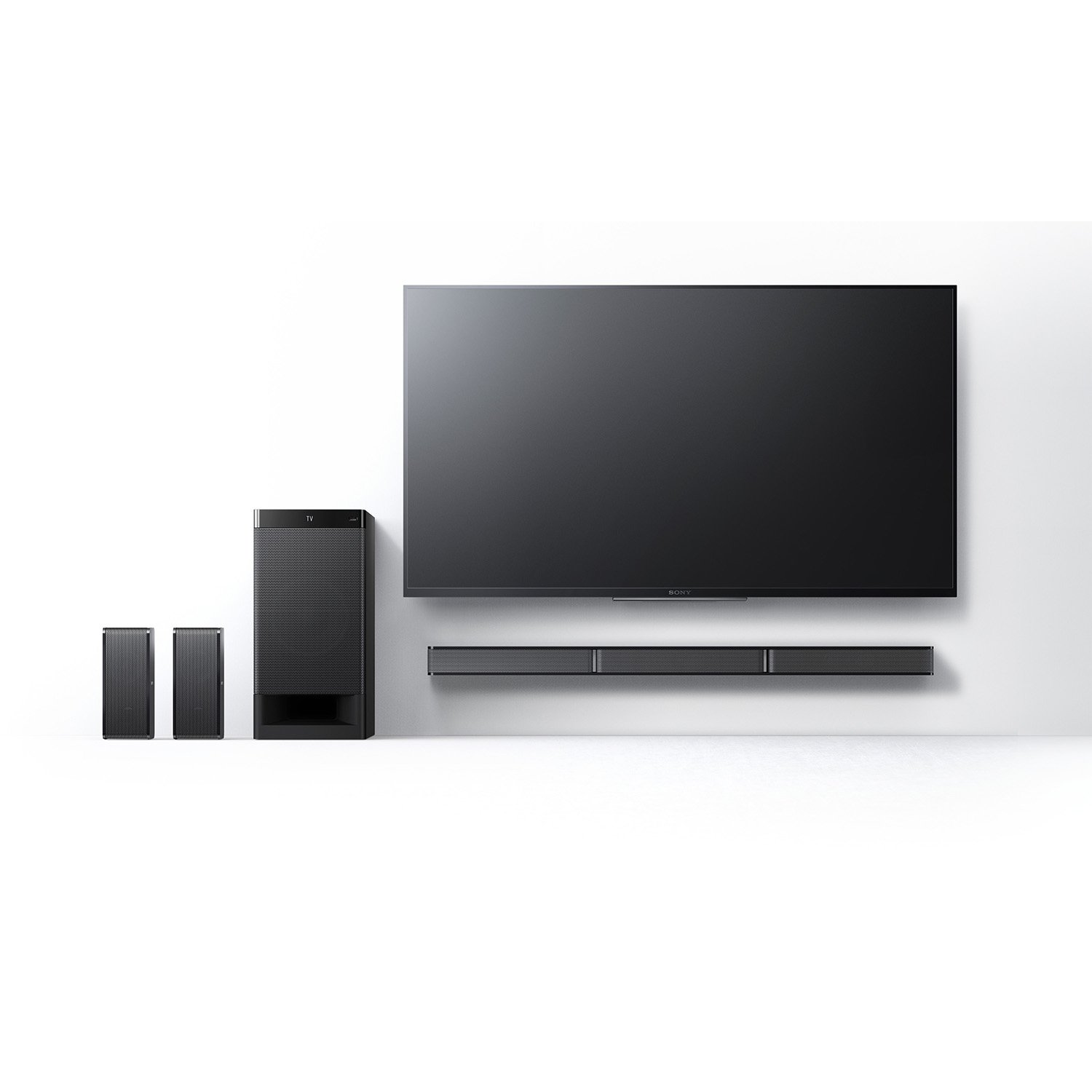 Sony HT-RT3 Real 5.1ch Dolby Digital Soundbar Home