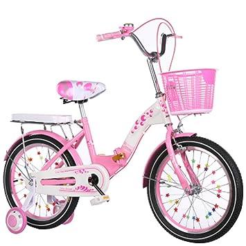 Axdwfd Infantiles Bicicletas Bicicletas para niños Bicicletas para ...