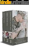 San Diego Marines Volume 1: Three Sweet Military Romances (Sweet Military Romance Collections)