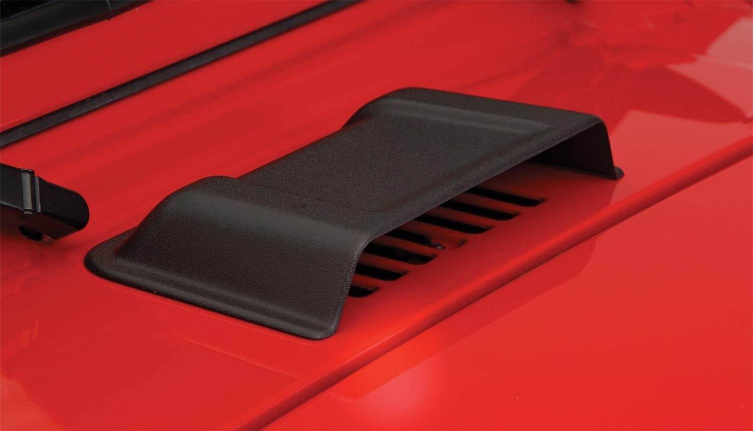 Bushwacker 15001 Jeep Trail Armor Hood Scoop
