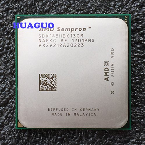 (AMD Sempron 145 2.8GHz single-core CPU Processor SDX145HBK13GM Socket AM3)
