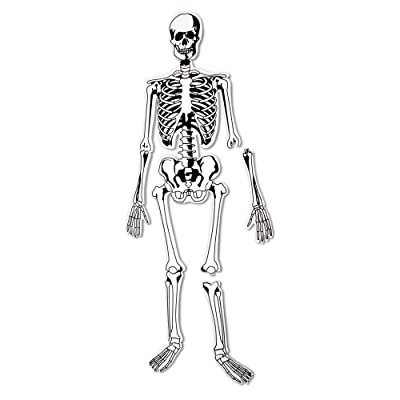 Learning Resources Skeleton Floor Puzzle: Toys & Games